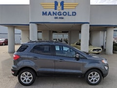 New 2018 Ford EcoSport SE SUV MAJ3P1TE5JC227664 for Sale in Eureka, IL at Mangold Ford