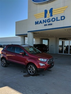 New 2018 Ford EcoSport SE SUV MAJ6P1UL4JC227116 for Sale in Eureka, IL at Mangold Ford
