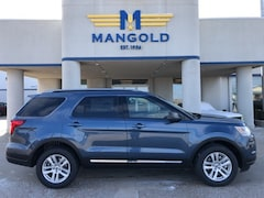 New 2019 Ford Explorer XLT SUV 1FM5K8D88KGA45305 for Sale in Eureka, IL at Mangold Ford