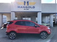 New 2018 Ford EcoSport SE SUV MAJ3P1TE8JC239890 for Sale in Eureka, IL at Mangold Ford