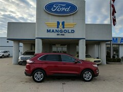 Used 2016 Ford Edge SEL SUV for Sale in Eureka, IL at Mangold Ford