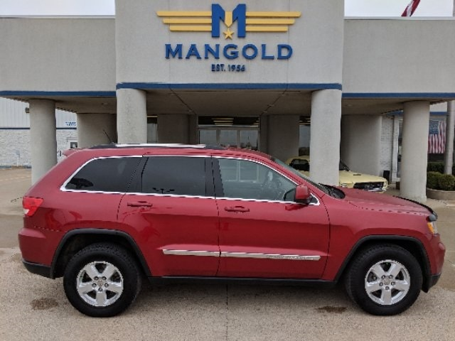 Featured Used 2011 Jeep Grand Cherokee Laredo SUV for Sale in Eureka, IL at Mangold Ford