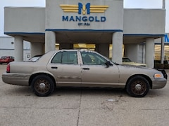2010 Ford Crown Victoria Police Interceptor w/3.27 Axle Sedan for Sale in Eureka, IL at Mangold Ford