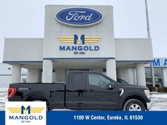 2021 Ford F-150 XLT Truck SuperCab Styleside for Sale in Eureka, IL at Mangold Ford