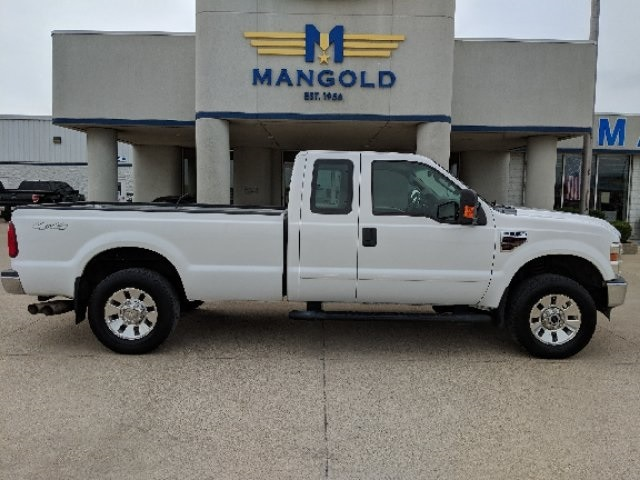 Featured Used 2008 Ford F-250 Truck Super Cab for Sale in Eureka, IL at Mangold Ford