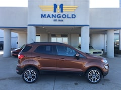 New 2018 Ford EcoSport SE SUV MAJ3P1TE8JC239677 for Sale in Eureka, IL at Mangold Ford