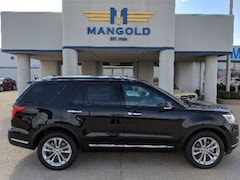New 2019 Ford Explorer Limited SUV 1FM5K8F88KGA05349 for Sale in Eureka, IL at Mangold Ford