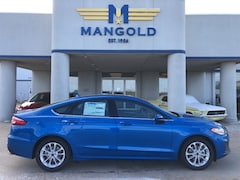 2019 Ford Fusion SE Sedan 3FA6P0HD0KR129314 for Sale in Eureka, IL at Mangold Ford