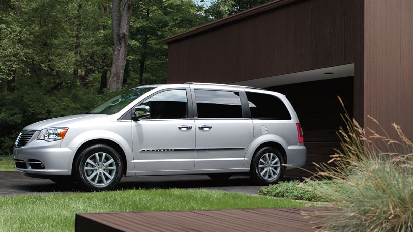 2015 Chrysler Town And Country Vs 2015 Honda Odyssey Manhattan