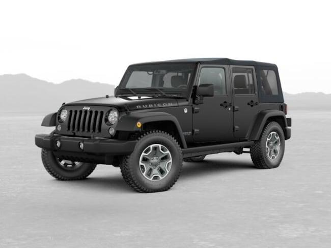 2017 Jeep Wrangler JK UNLIMITED RUBICON 4X4 Sport Utility