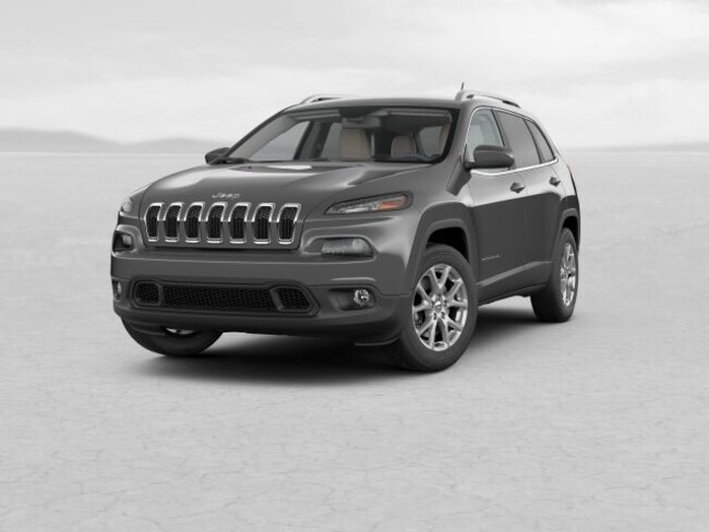 2017 Jeep Cherokee LATITUDE 4X4 Sport Utility