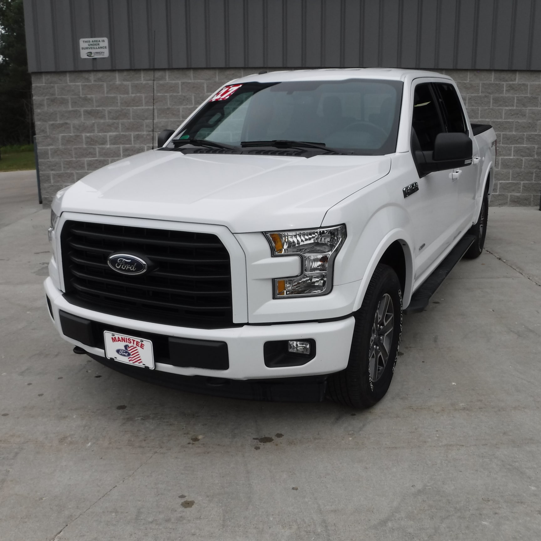 2017 Ford F-150 XLT Sport Crew Cab Short Bed Truck