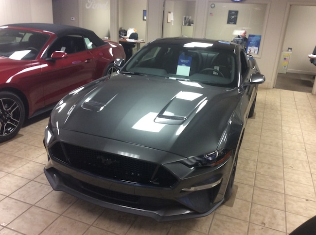 New 2019 Ford Mustang For Sale at Colonial Ford of Marlboro