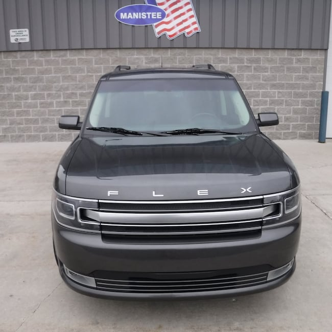 Ford Flex Sale: Used 2018 Ford Flex For Sale At Manistee Ford