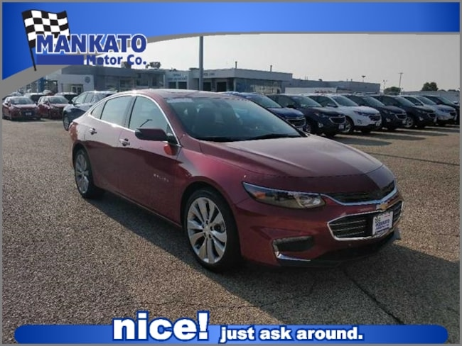 New 2018 Chevrolet Malibu New Chevrolet Dealer Stock 2515
