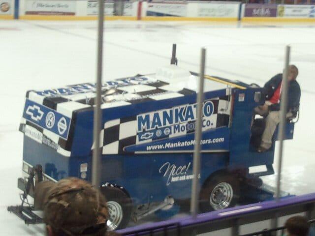 Mankato Motors 1 Ranked Maverick Hockey Hosts Alaska