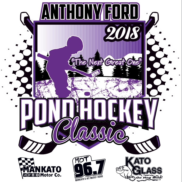 Anthony Ford Pond Hockey Classic
