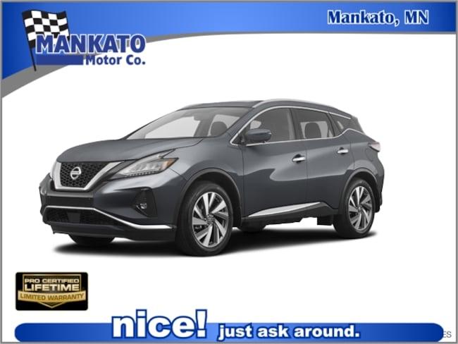 New 2019 Nissan Murano   New Nissan Dealer Stock# 6483N