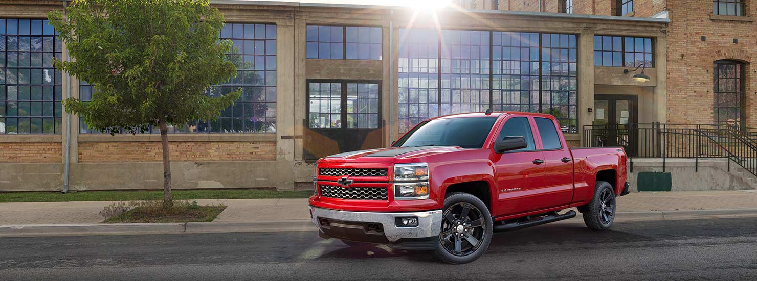 Chevrolet Special Edition Trucks >> Chevrolet Silverado Rally Special Edition Truck At Mankato