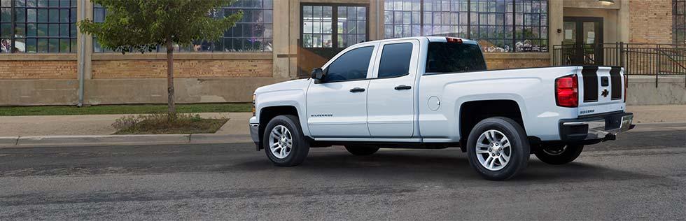 chevrolet silverado rally special edition truck at mankato motors mankato motors. Black Bedroom Furniture Sets. Home Design Ideas