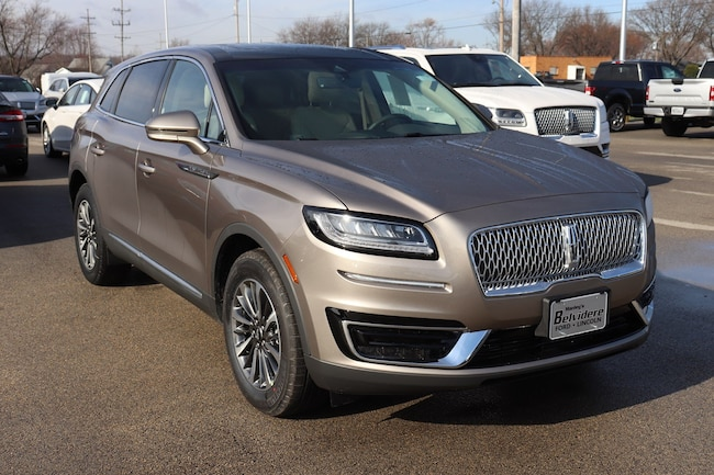 2019 Lincoln Nautilus Select SUV