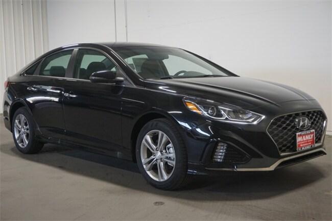 New 2019 Hyundai Sonata SEL Sedan in Santa Rosa