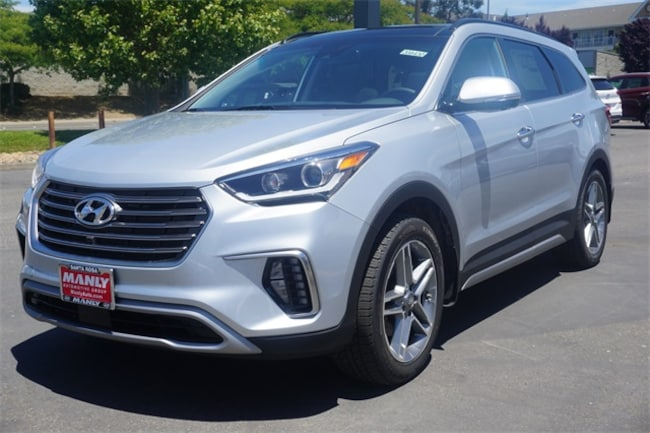 New 2019 Hyundai Santa Fe XL Limited Ultimate SUV in Santa Rosa