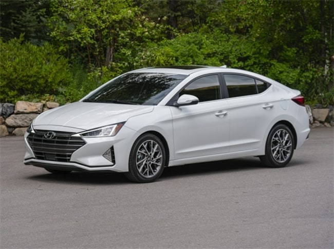 New 2019 Hyundai Elantra SE Sedan in Santa Rosa