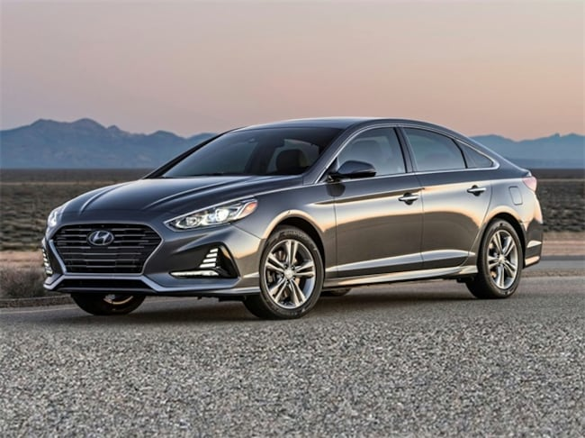 New 2019 Hyundai Sonata SEL Sedan in Santa Rosa