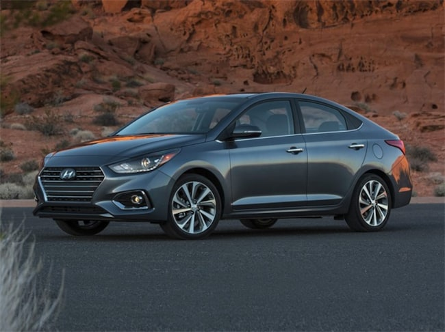 New 2019 Hyundai Accent SEL Sedan in Santa Rosa