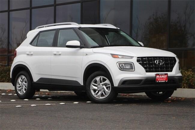 New 2020 Hyundai Venue SEL SUV in Santa Rosa