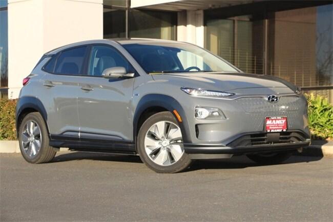 New 2020 Hyundai Kona EV Ultimate SUV in Santa Rosa