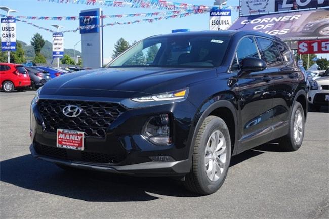 New 2019 Hyundai Santa Fe SEL 2.4 SUV in Santa Rosa