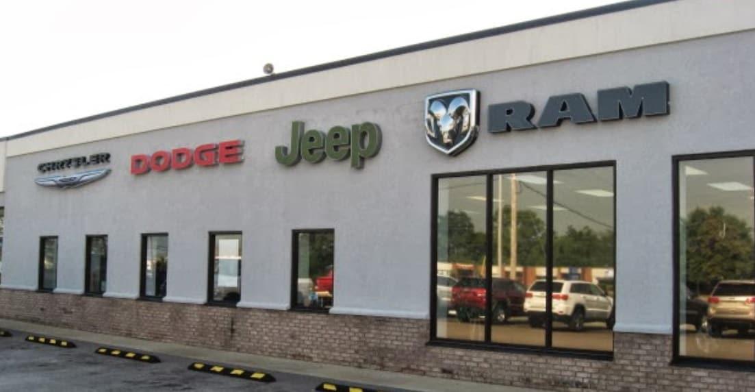 Mt Sterling Ram Jeep Dodge And Chrysler Dealer About Mann