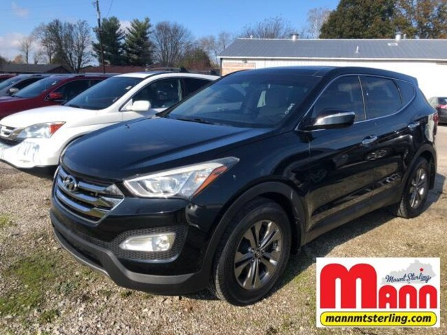 Used 2013 Hyundai Santa Fe Awd 4dr Sport For Sale Mt Sterling Ky