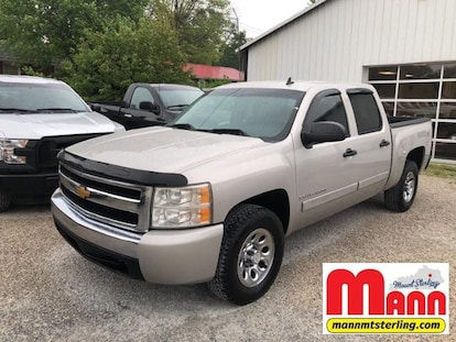 Used 2007 Chevrolet Silverado 1500 4wd Crew Cab 143 5 Lt W 1lt For Sale Mt Sterling Ky 2gcek13c771536664