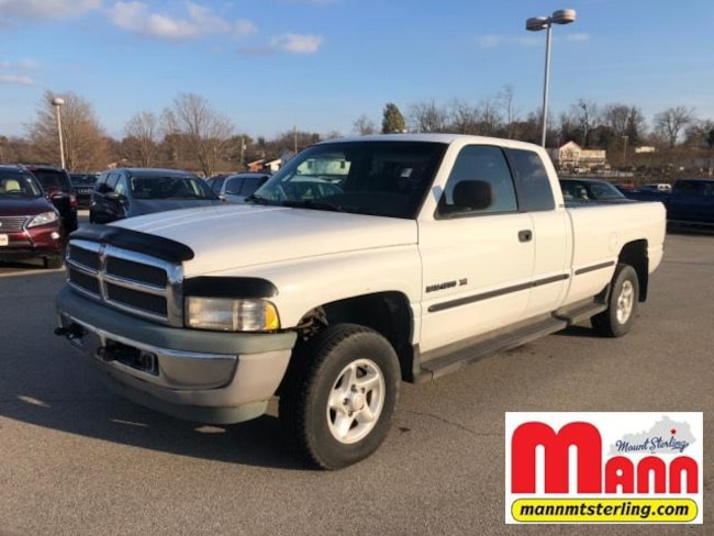 Used 1999 Dodge Ram 1500 4dr Quad Cab 155 Wb 4wd For Sale Mt