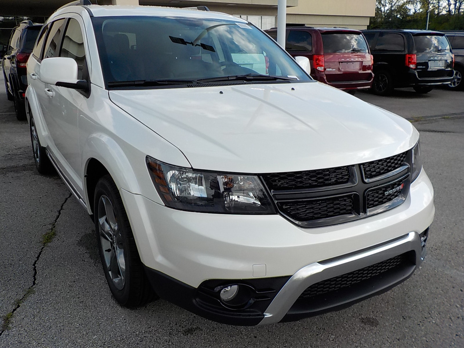 2017 Dodge Journey CROSSROAD PLUS AWD Sport Utility