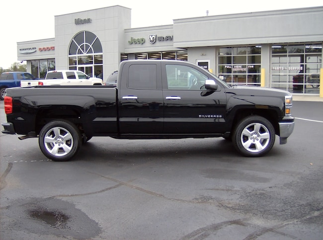 Used 2015 Chevrolet Silverado 1500 LS For Sale   Maysville KY
