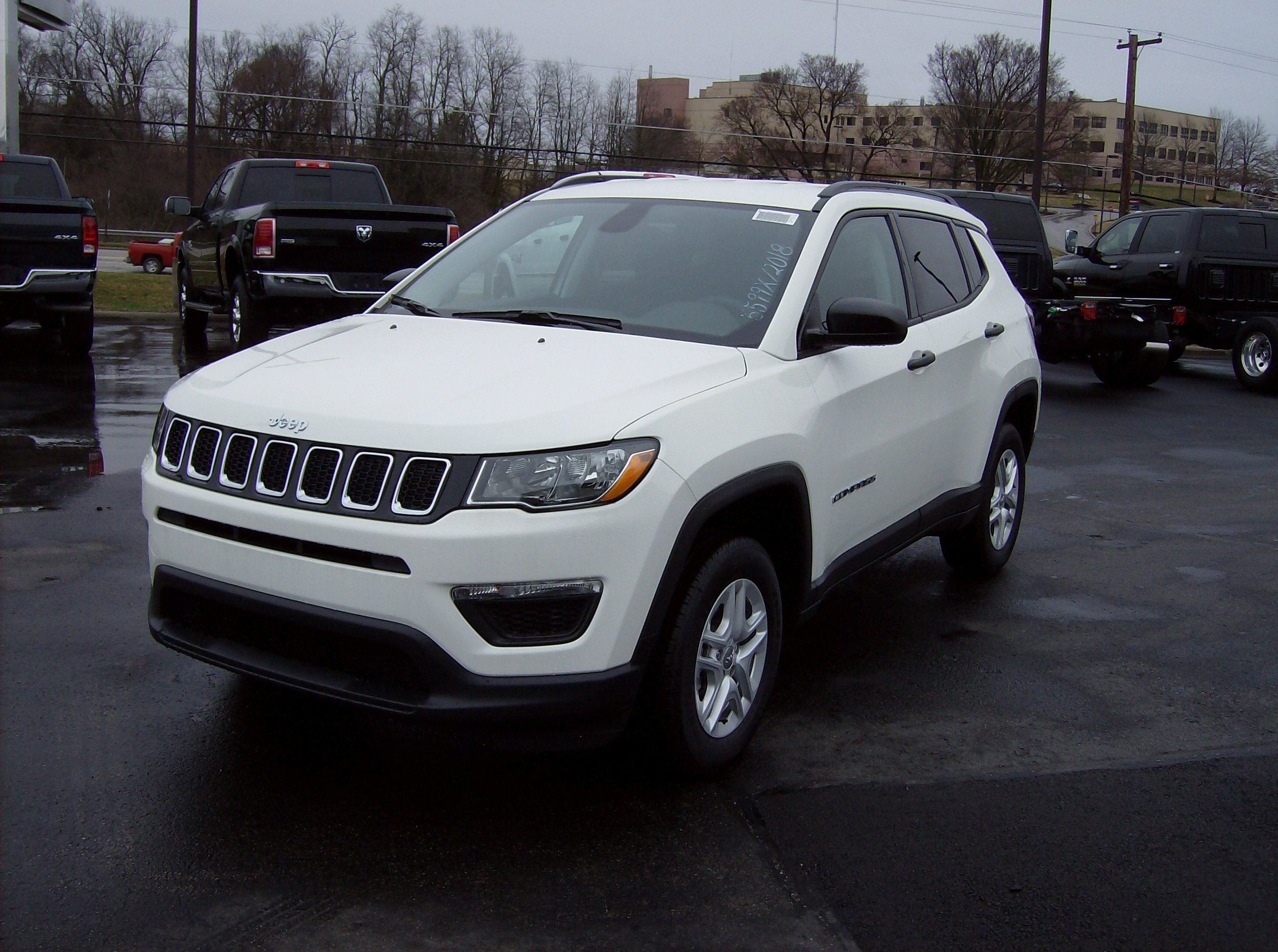 New 2018 Jeep pass SPORT 4X4 For Sale