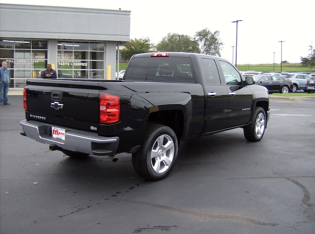 Used 2015 Chevrolet Silverado 1500 LS For Sale | Maysville KY