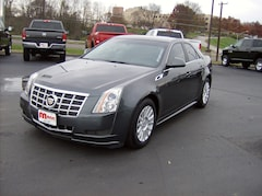 2013 CADILLAC CTS Luxury AWD Sedan