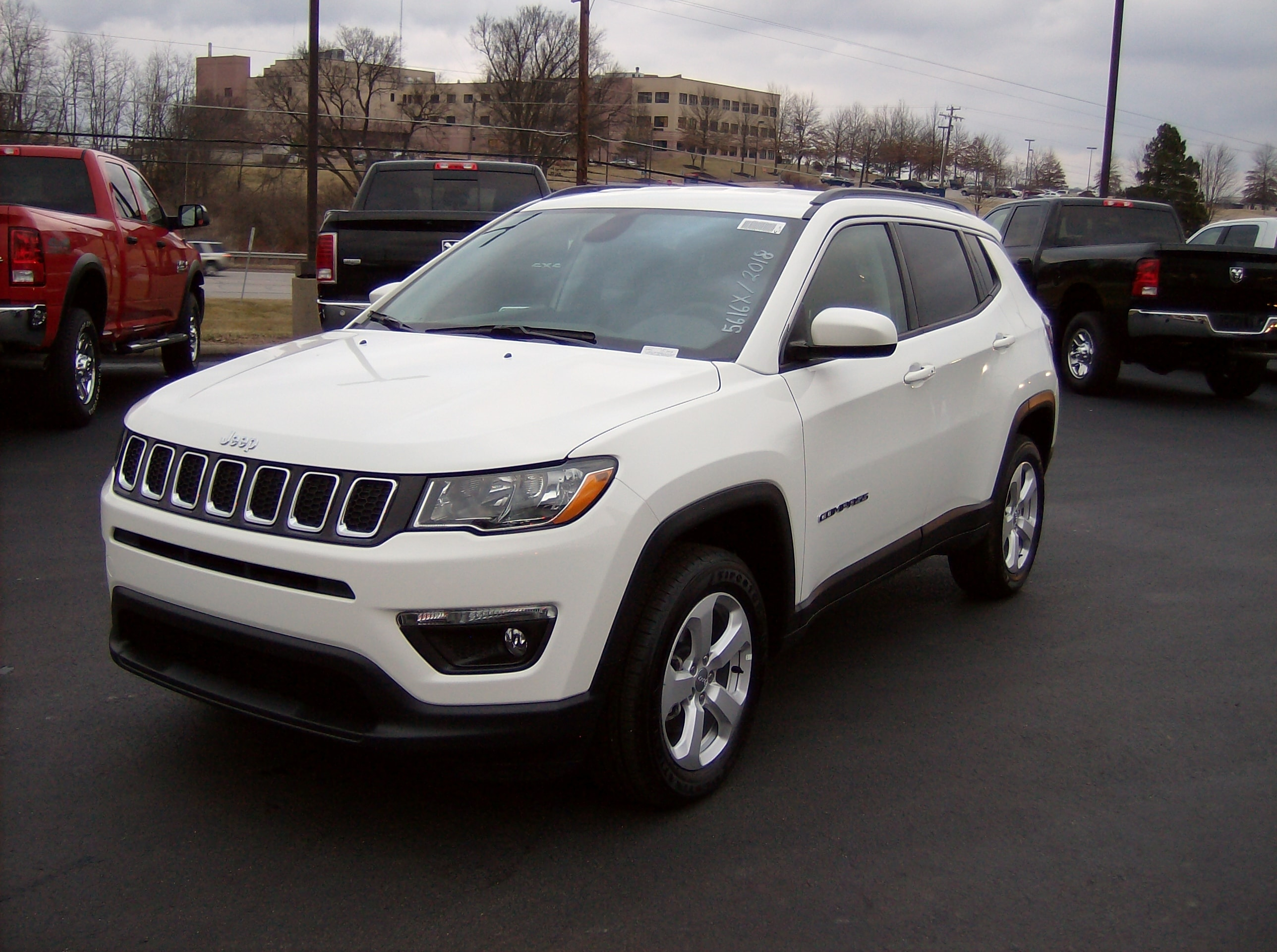 New 2018 Jeep pass LATITUDE 4X4 For Sale