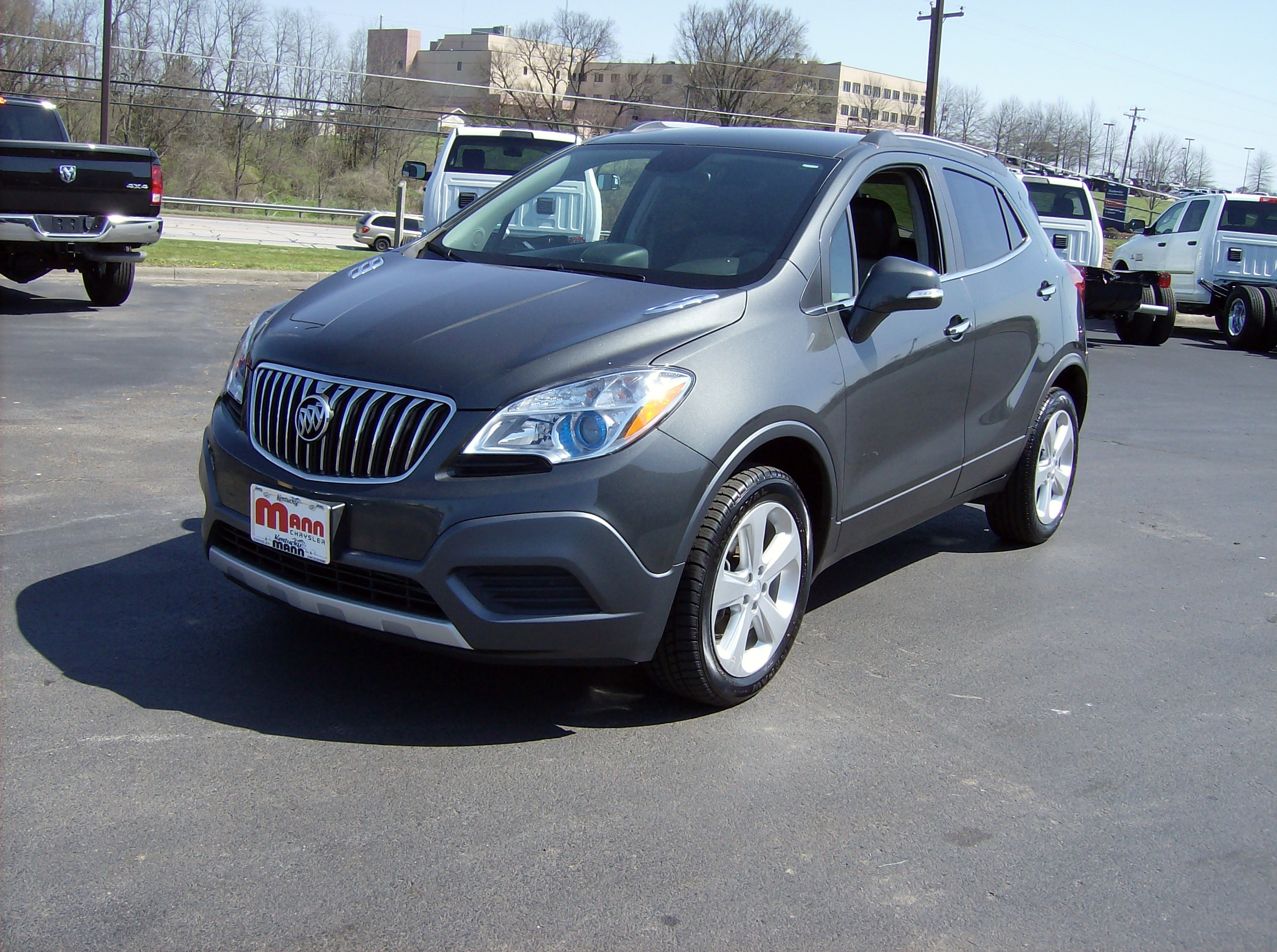 Used 2016 Buick Encore Base For Sale