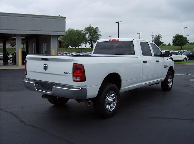 Used 2016 Ram 2500 Tradesman For Sale   Maysville KY