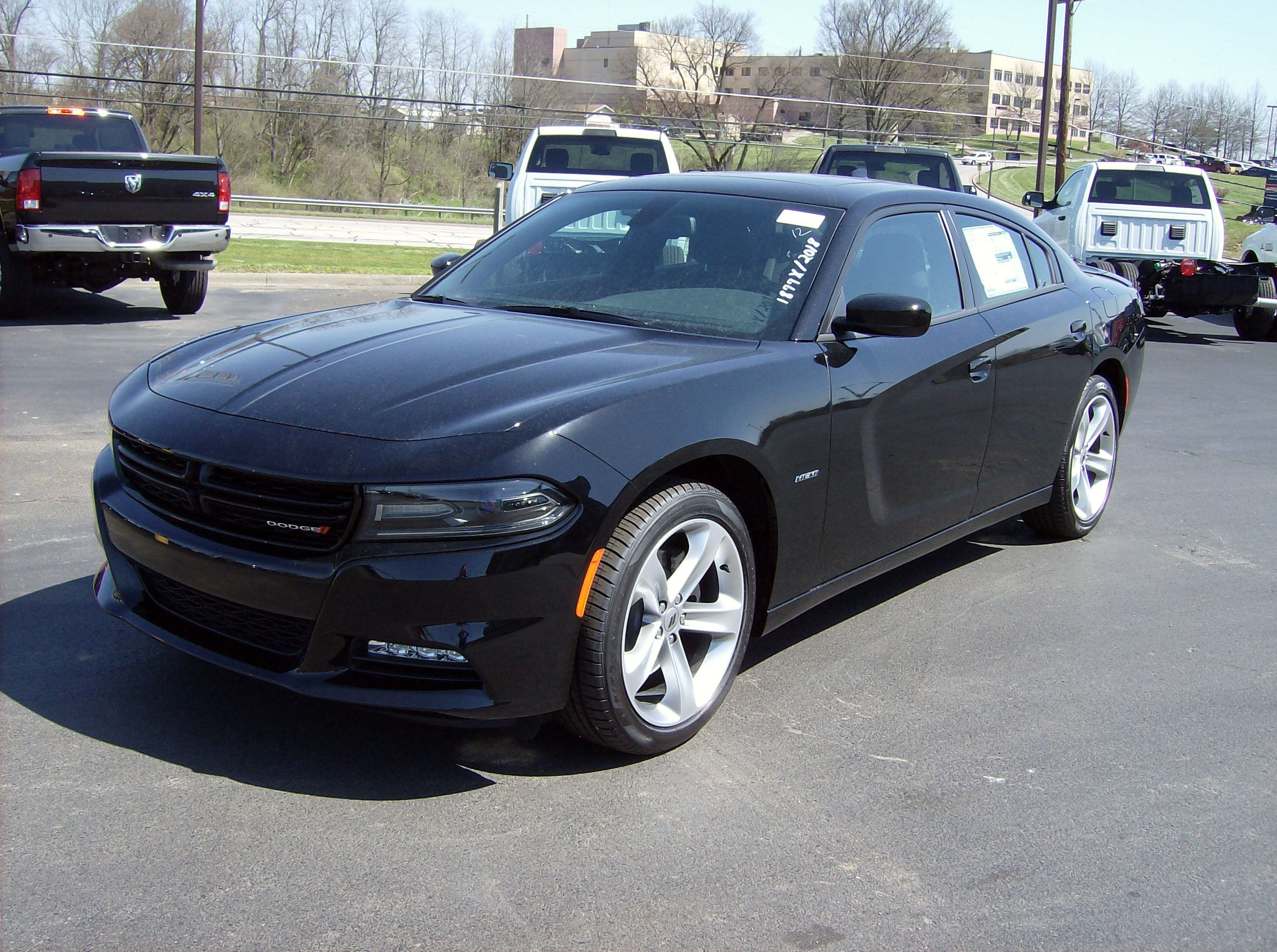 New 2018 Dodge Charger R T RWD For Sale
