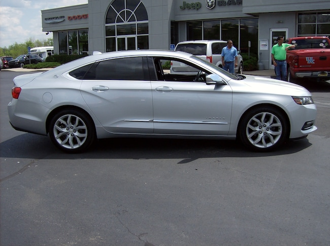 Used 2014 Chevrolet Impala LTZ w/2LZ For Sale | Maysville KY
