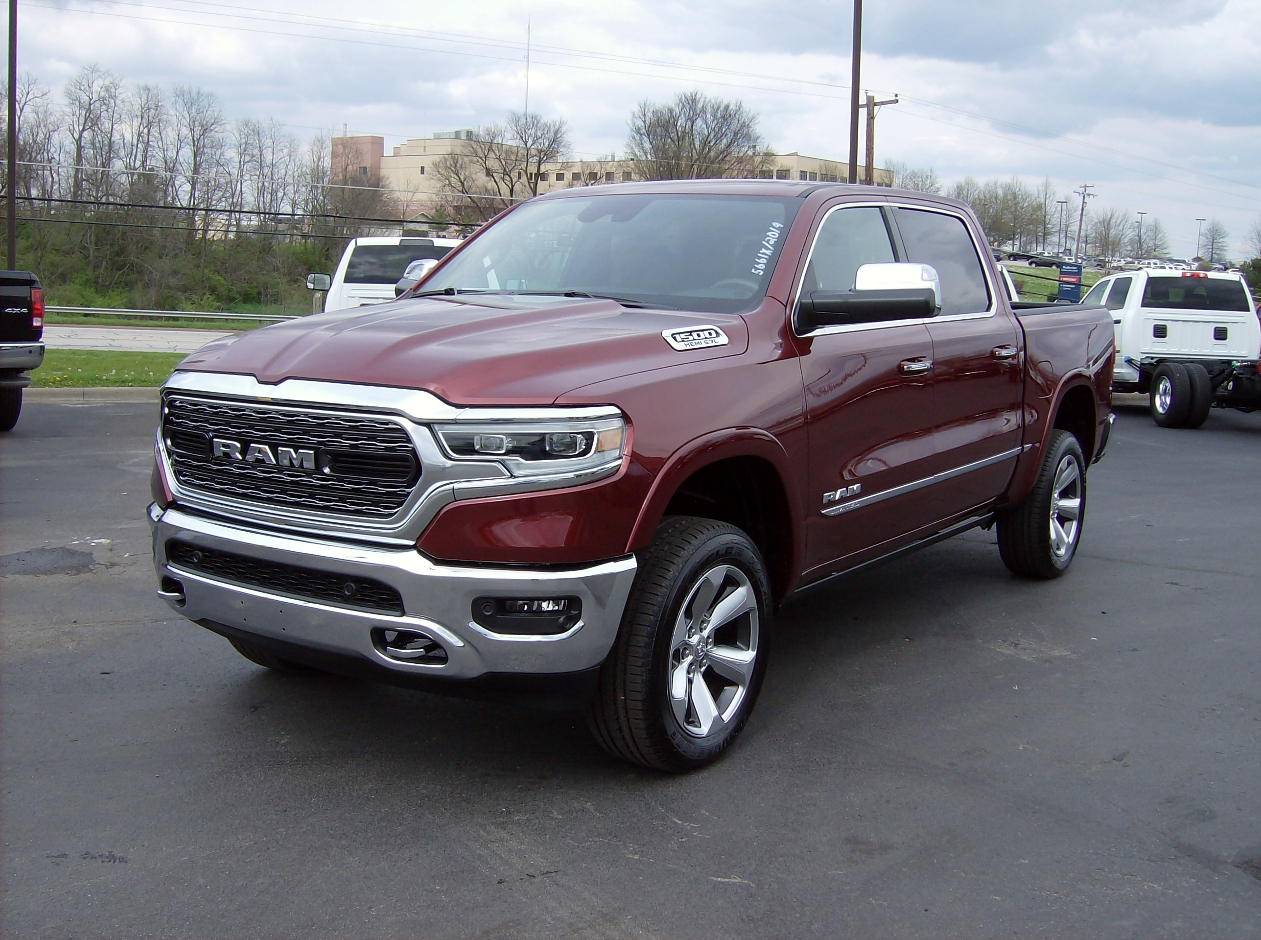 New 2019 Ram 1500 For Sale