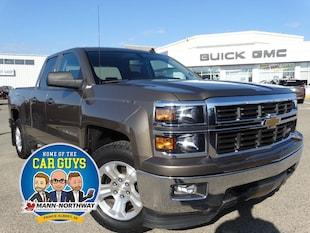 2014 Chevrolet Silverado 1500 LT w/2LT   Heated Seats, Remote Start. Truck Double Cab