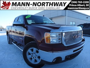 2013 GMC Sierra 1500 SLE   Cruise Control, Bluetooth, Tow Package. Extended Cab Pickup